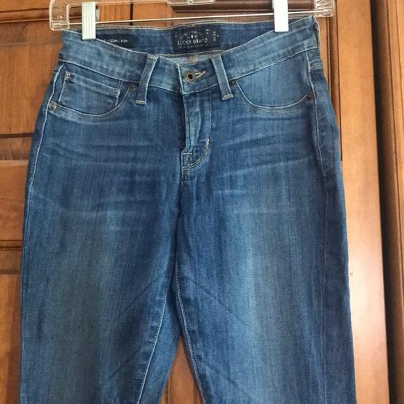 Lucky Brand Denim - Lucky Brand Brooke Legging Jean 00